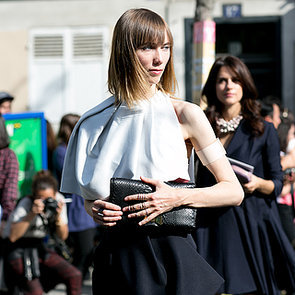 Paris Fashion Week Street Style Pictures for Bastille Day