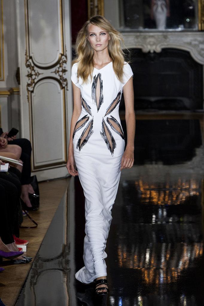 Loris Azzaro Haute Couture Fall 2014