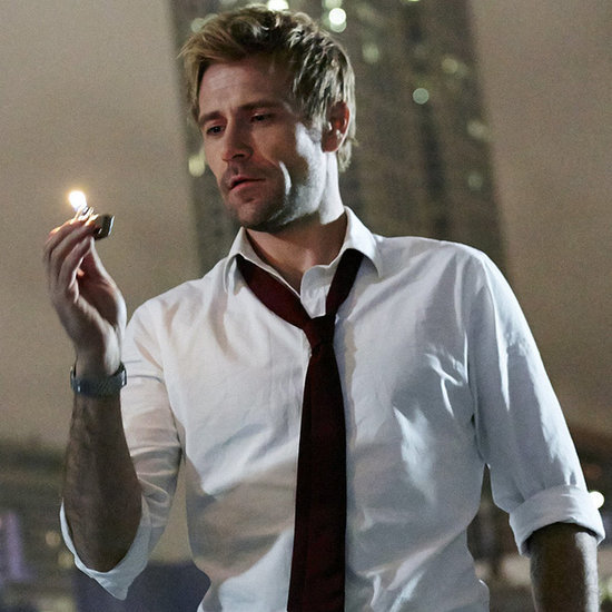 Constantine TV Show vs. Comic Books