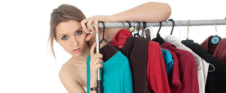 23 Reactions You Don't Want to See When You Step Out of the Dressing Room