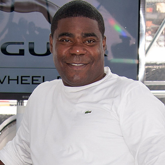 Tracy Morgan First Appearance After Car Crash