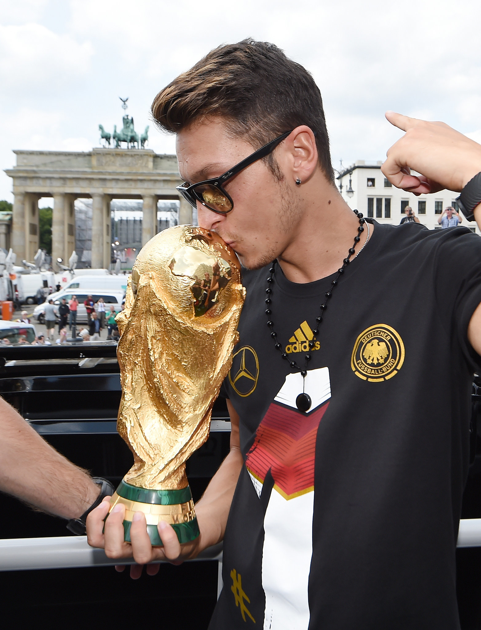 Germany's World Cup Team Really Knows How to Celebrate