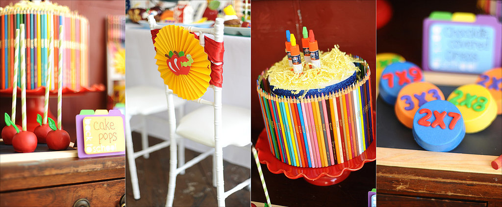 This Back-to-School Party Will Get Everyone Excited For School