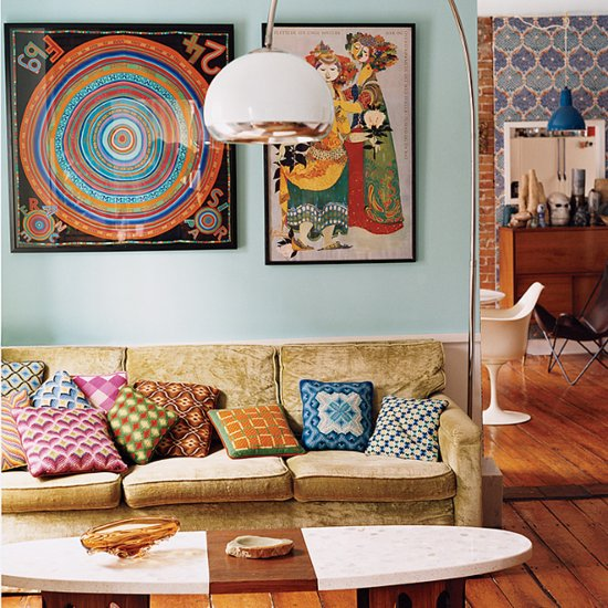 Decor inspiration popsugar home for Addicted to decorating