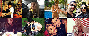 It's Hugs All 'Round in This Week's Cute Celebrity Candids