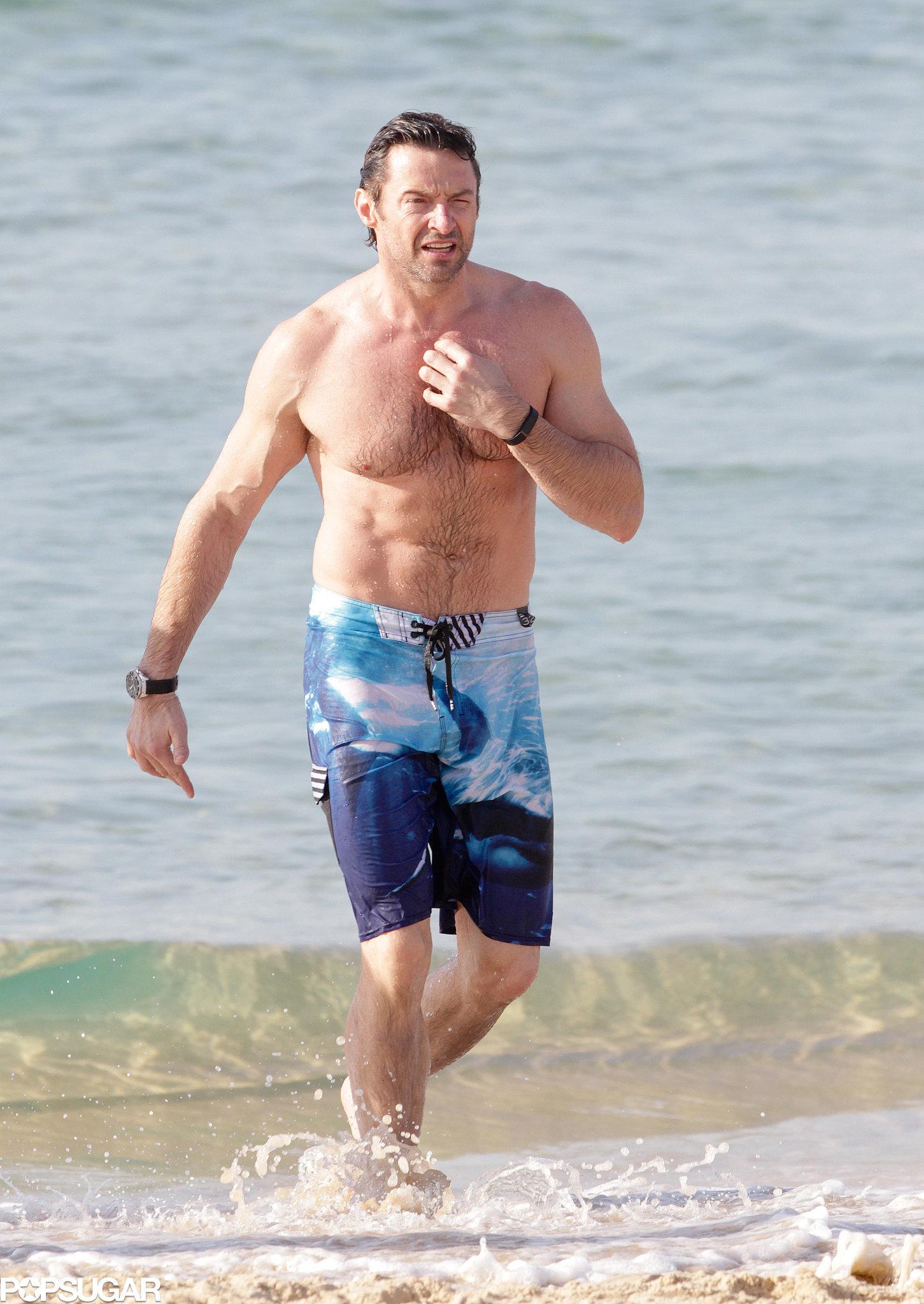 Hugh Jackman Was Always Hot, Even When He Was Stick Thin