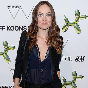 Olivia Wilde Shares Picture of Baby Son Otis