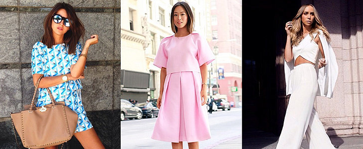 8 Reasons Why We're in the Mood For Matching Sets