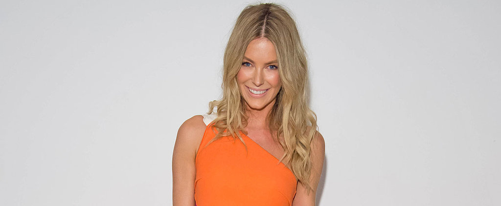 See Jennifer Hawkins' Stunning Red Carpet Look From All Angles