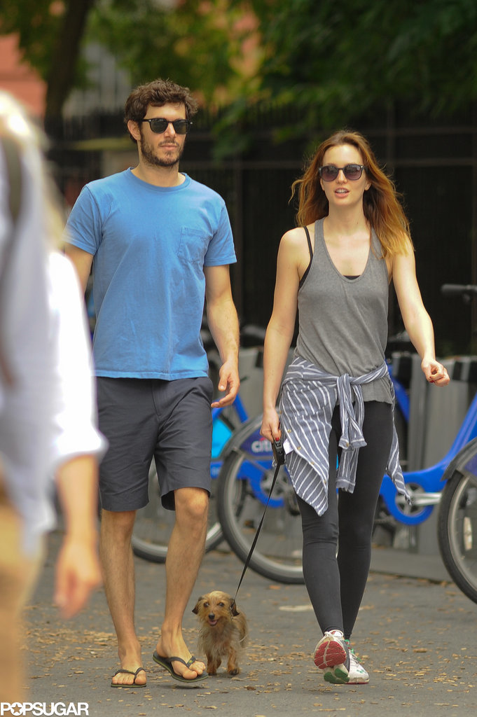Leighton and Adam Are Still the Perfect Couple You Dream Of