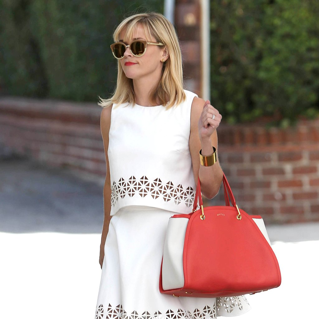 Reese Witherspoon's Matching Set Street Style