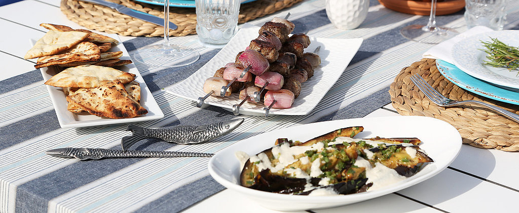 Get Swept Away to Santorini With These Easy Mediterranean Recipes