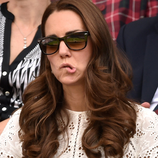 Kate Middleton Making Silly Faces | Video