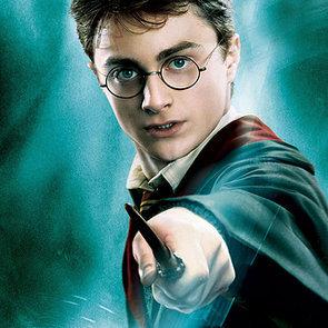 Harry Potter Minimalist Animated Posters