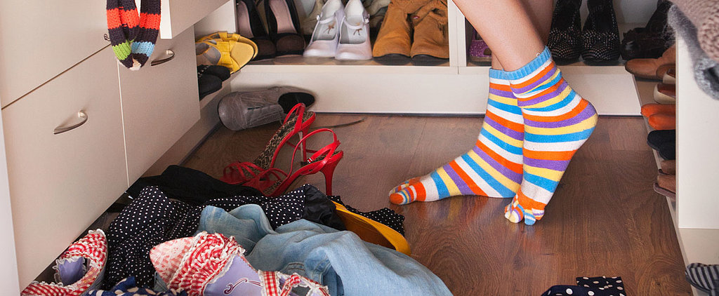 11 Signs That It's Time to Clean Out Your Closet