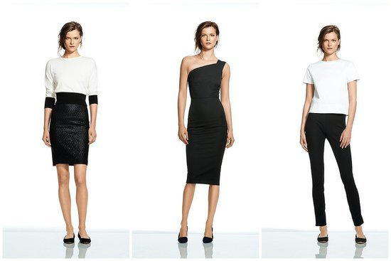 Here's the Full Roland Mouret for Banana Republic Lookbook