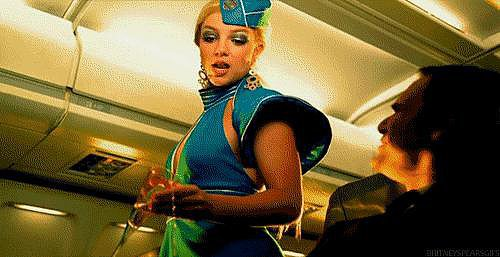 You've entertained the thought of being a flight attendant just so that you could get the free miles.