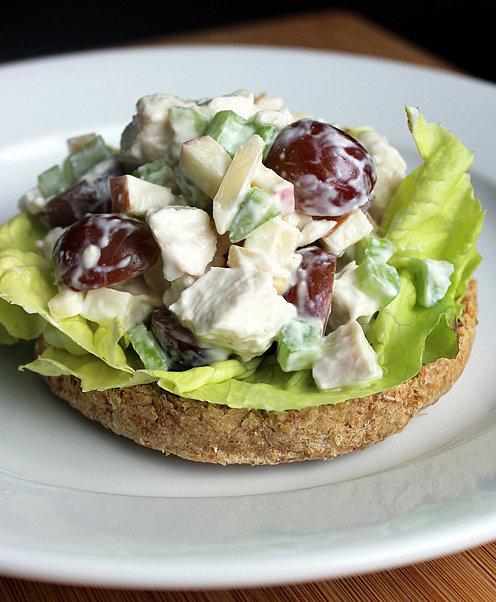 Greek-Yogurt Chicken Salad