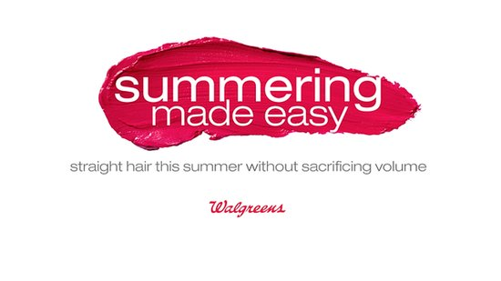 Summering Made Easy : Straight Hair This Summer Without Sacrificing Volume