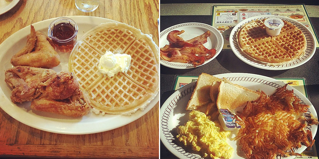 Roscoe's Chicken & Waffles vs. Waffle House
