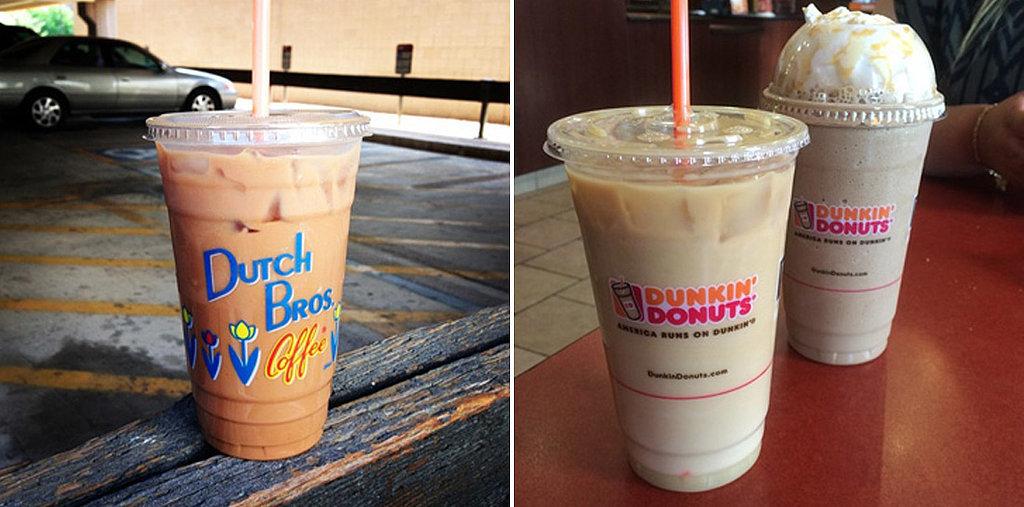 Dutch Bros. vs. Dunkin' Donuts