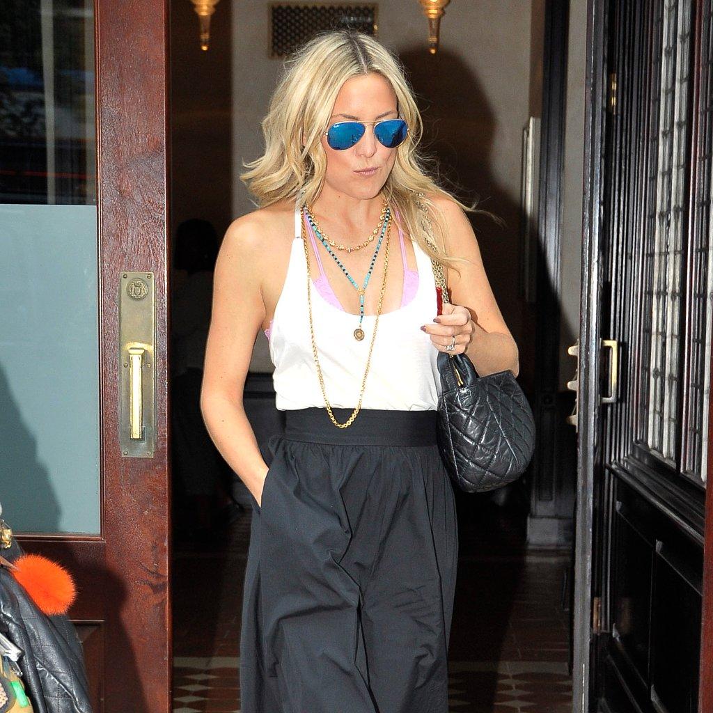Kate Hudson 39 S Bohemian Street Style Popsugar Fashion