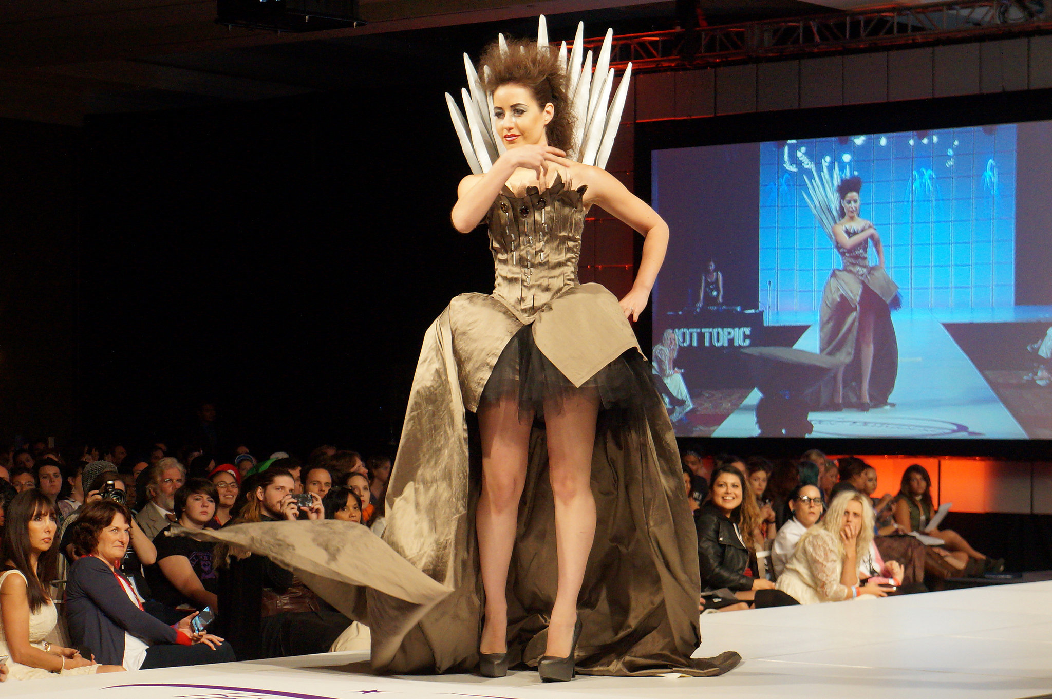 6. The Iron Throne From Game of Thrones
