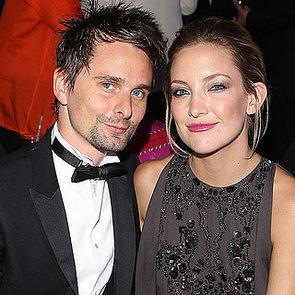 Kate Hudson Talks About Wedding With Matthew Bellamy