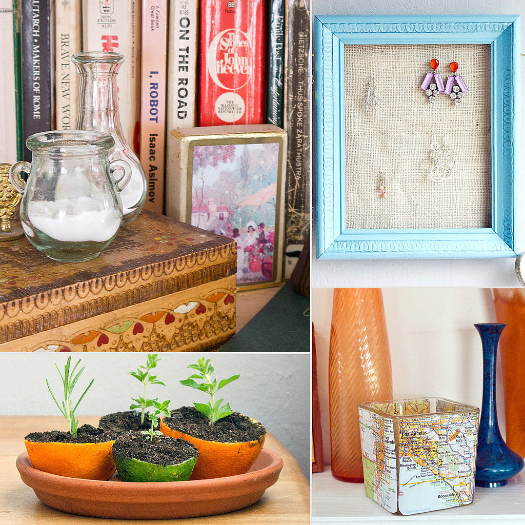 DIY Projects For The Weekend