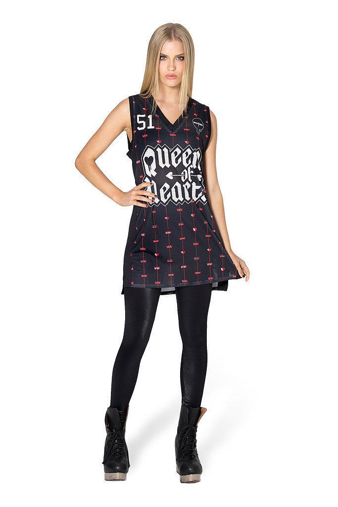 Queen of Hearts Shooter Dress ($90)