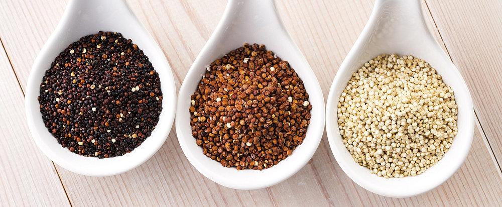 5 Steps to No-Fail, Fluffy Quinoa