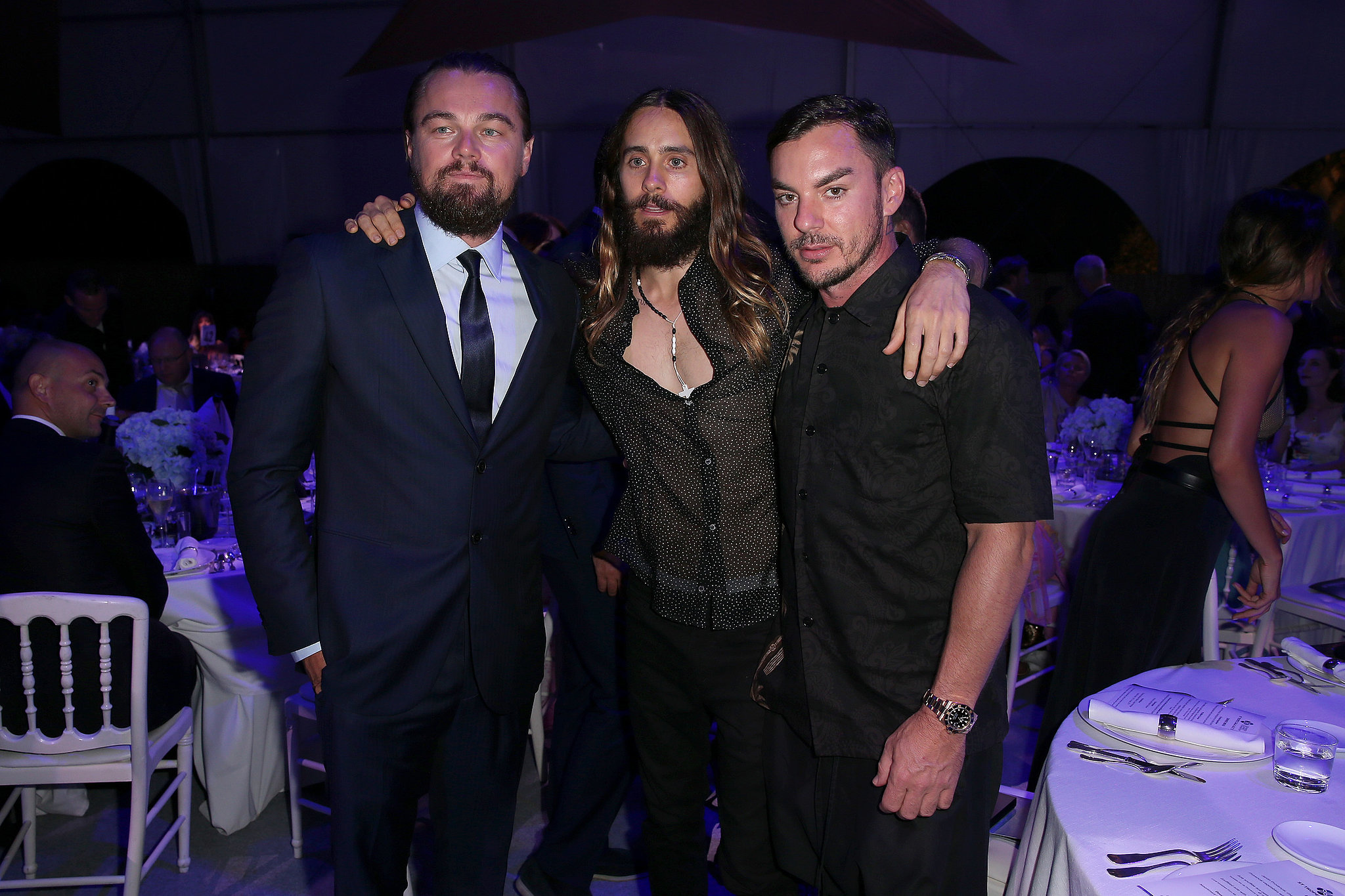 Hanging Out With Jared Leto?