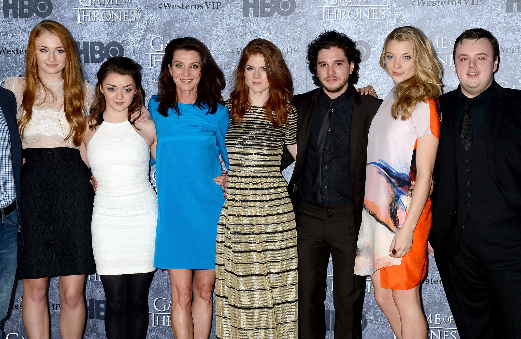 It All Started in 2013 at the Season-Three Premiere in San Francisco