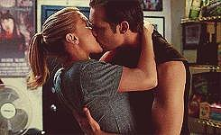 This is their first kiss, and also the one that solidifies that they are meant to be.