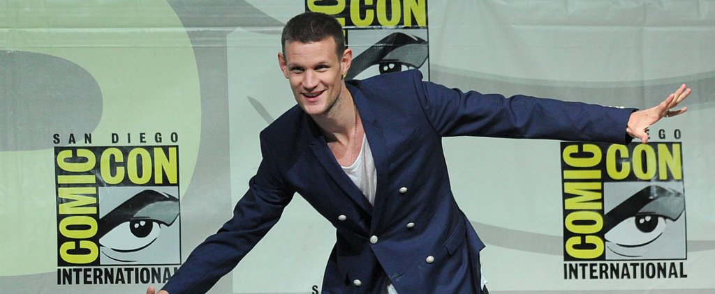 Thanks For Nothing, Internet: Matt Smith Was at Comic-Con, and No One Told Us