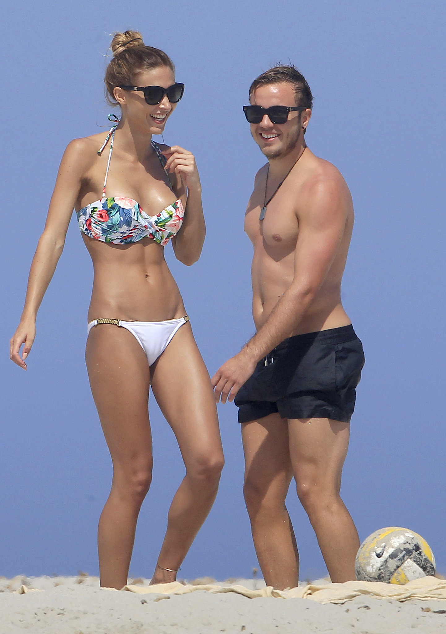 Have You Missed Mario Götze's World Cup-Winning Body?