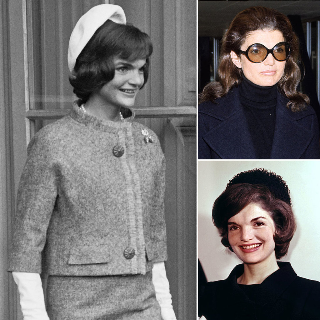 jackie kennedy onassis style pictures popsugar fashion. Black Bedroom Furniture Sets. Home Design Ideas