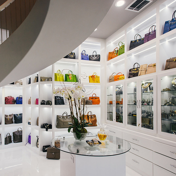 Organization Tips From America's Biggest Closet
