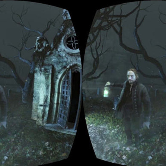 Sleepy Hollow Oculus Rift | Video