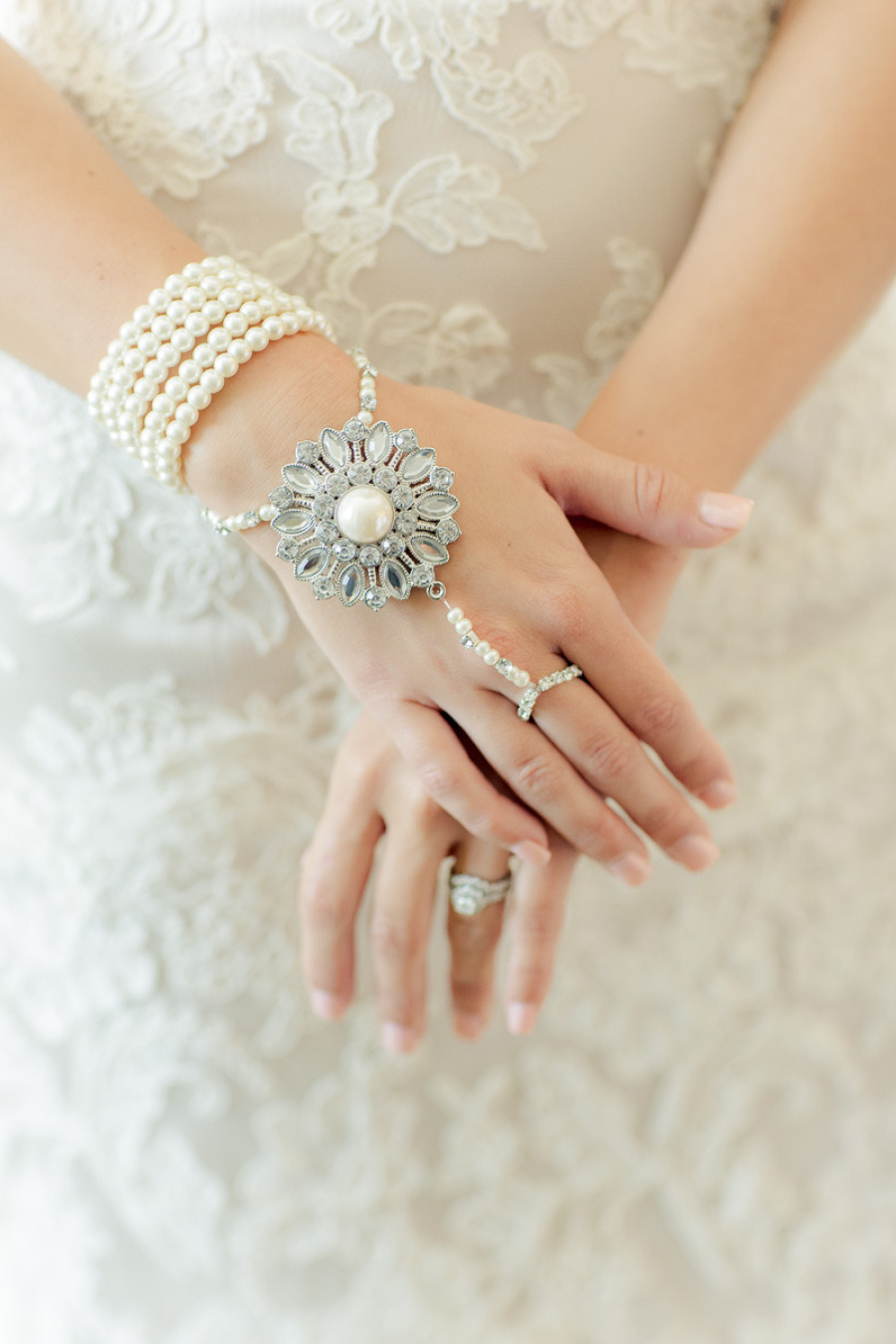 Try adorning your hand