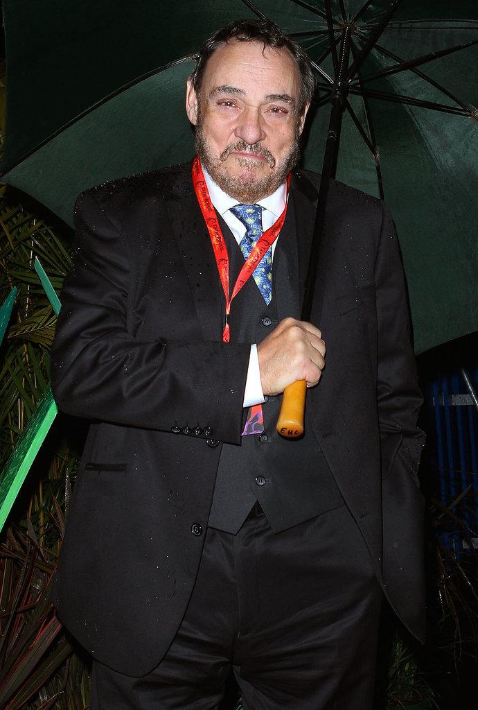 John Rhys-Davies as Pabbie the Troll King