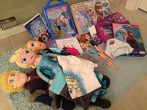 Anyone Else's Child Still Obsessed With Frozen?
