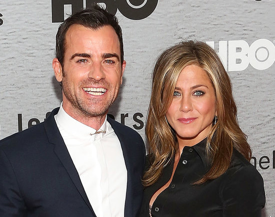 Justin Theroux Surprises Fiancee Jennifer Aniston During Photo Shoot With Chris McMillan: Details
