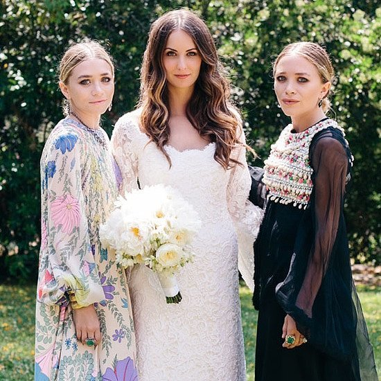 Mary-Kate and Ashley Design The Row Wedding Dress