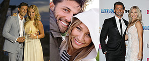 Their First Anniversary! Look Back at Tim Robards and Anna Heinrich's Love Story