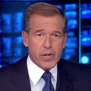 Brian Williams Reporting on Allison Williams | Video