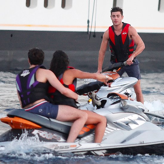 Michelle Rodriguez and Zac Efron Back Together in Spain