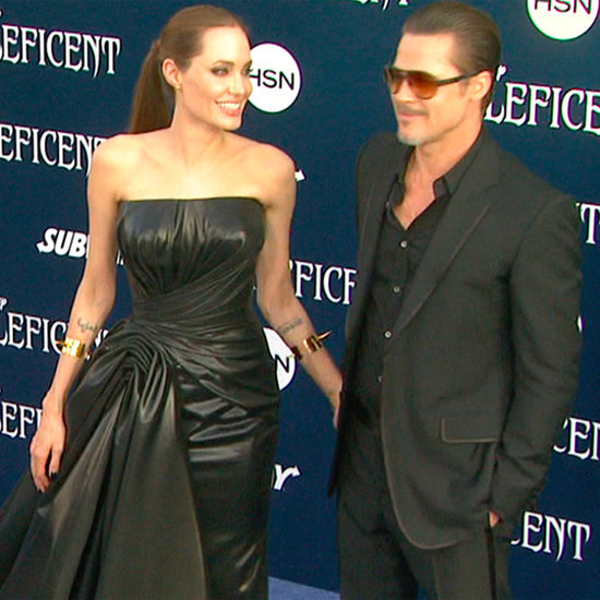 Angelina Jolie and Brad Pitt Write Love Notes to Each Other