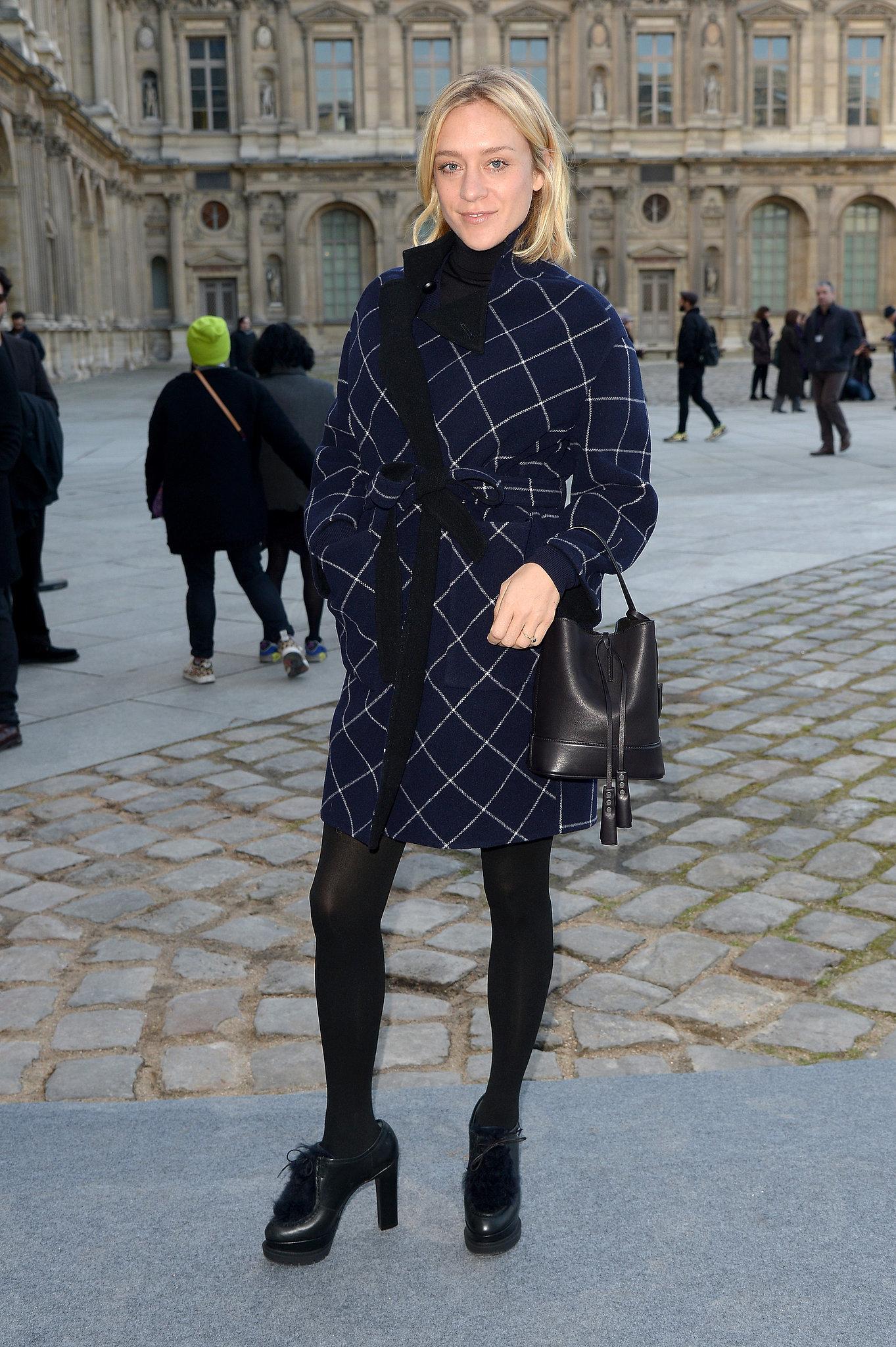Chloe Sevigny Carrying Louis Vuitton