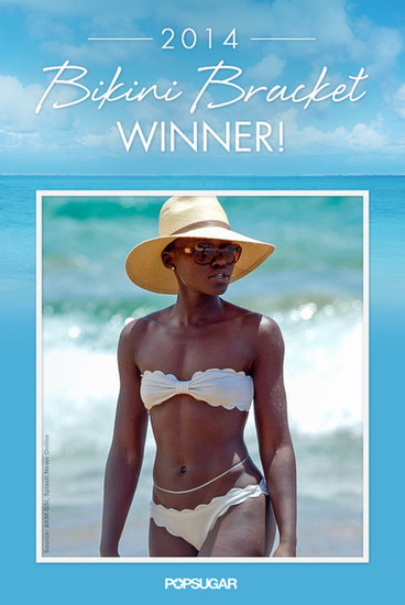 Announcing the 2014 Bikini Bracket Winners!
